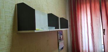Полки комплект - две веотикальные угловые стойки и одна