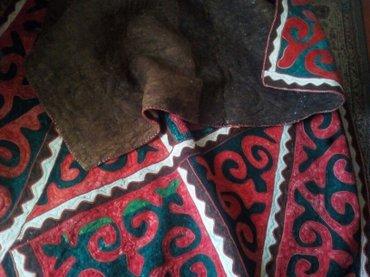 Шырдак.войлочный,из натуральной в Бишкек