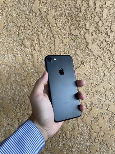 айфон 7 цена in Кыргызстан   APPLE IPHONE: IPhone 7   32 ГБ   Черный   Отпечаток пальца