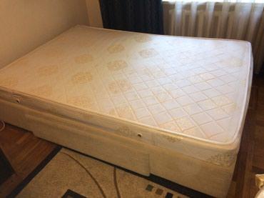 Двуспальная кровать 210 на 150 с в Бишкек