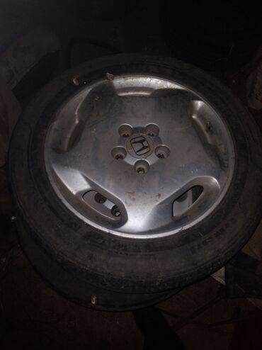 шини 17 60 в Кыргызстан: Продаю 4 диски размер 215.60.17