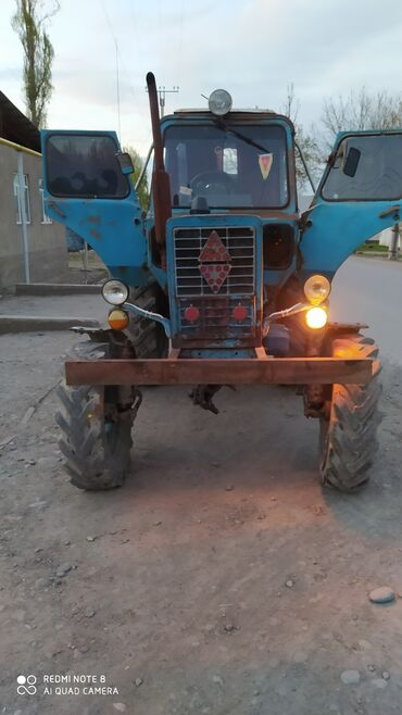 продам трактор т 150к б у в Кыргызстан: Продаю Трактор МТЗ 80 состояние почти идеал. Ни где не течет ни что не