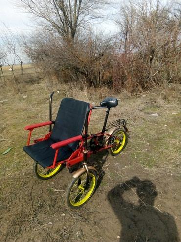 ремень безопасности в Кыргызстан: Срочно в городе Ош продам трехколесную велоколяску для женщин с