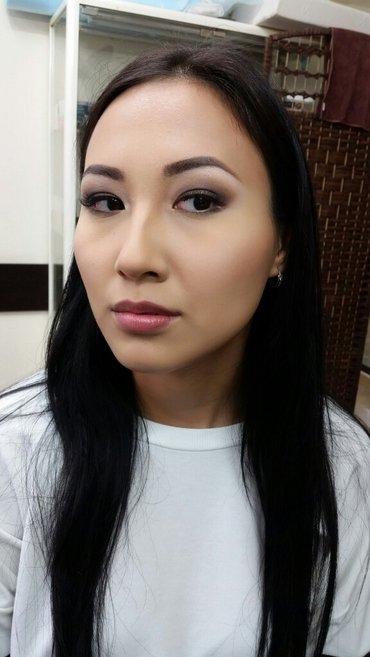 Макияж любой сложности, работаю на проф. косметике франция atelier-par в Бишкек - фото 3