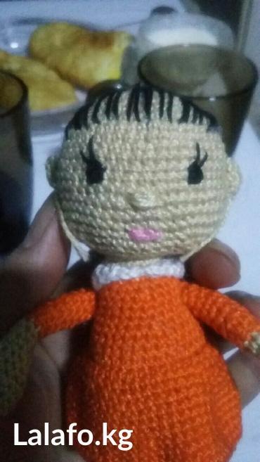 Вязанные куклы на заказ, недорого, в Кок-Ой