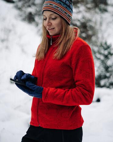 куртка женская бишкек в Кыргызстан: !!!Живые Фото!!!Очень уютные женские флисовые кофты. Отличное
