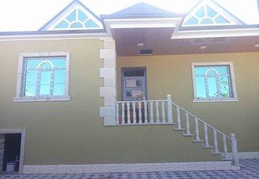Bakı şəhərində Zabrat qesebesinde,2 sot torpaq sahesinde4 otaq heyet evi satilir