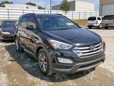Hyundai Santa Fe 2 l. 2015 | 8276 km