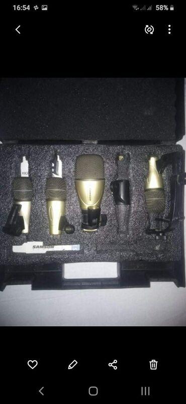 Mikrofoni   Srbija: MIKROFONI ZA BUBNJEVE POVOLJNO. CENA DOGOVOR POZOVITE DOGOVOR