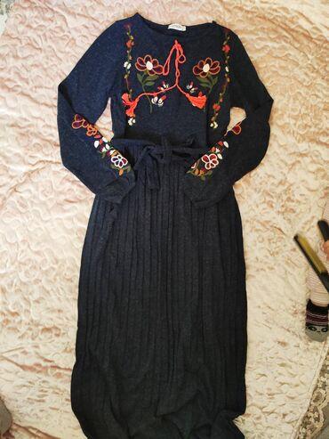 Платье новое, очень красивое . Размер 44-46. Покупала дорого, на