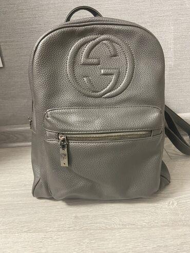 Продаю рюкзак «gucci» в хорошем состоянии