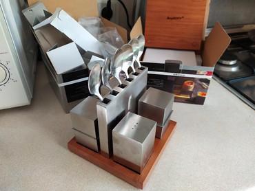 Набор для завтрака BergHoff. Новый в упаковке! 15 предметов!Смотрите