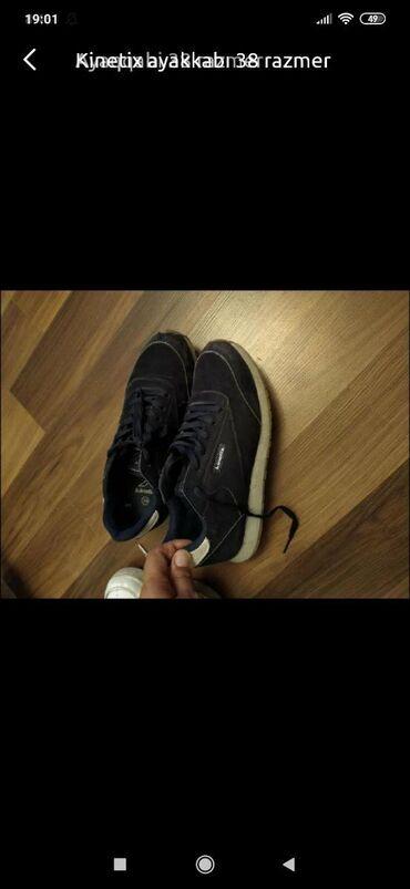 usaq ayaqqabilari - Azərbaycan: Kinetix ayakkabı 38 razmer