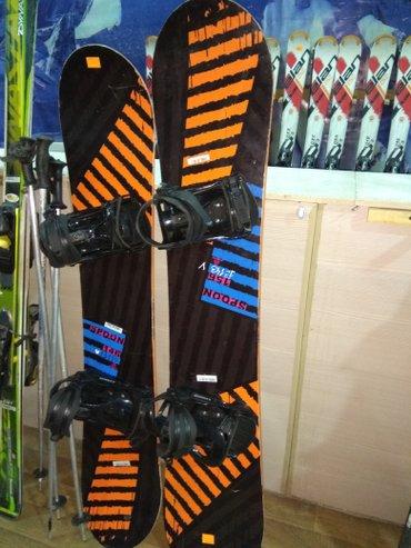 Продаю Сноуборды 2016 года, отличное состояние, длина 156 см и 146 в Бишкек