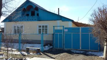 Большой дом из 6 комнат + Холл 40 кв. м. + в Кемин