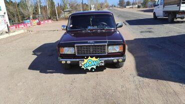 бэушные шины в Кыргызстан: ВАЗ (ЛАДА) 2107 1.7 л. 2011 | 84000 км