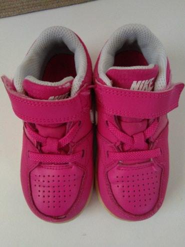 Original Nike patike unutrašnjeg gazišta 14 cm,imaju sitne tragove - Kragujevac