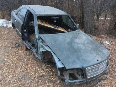 г. каракол. продаётся кузов на мерседес s-класс 95г. также двигатель 1 в Бишкек
