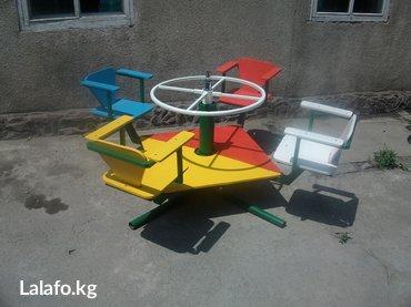 Карусель детский- 15 000 сом в Бишкек
