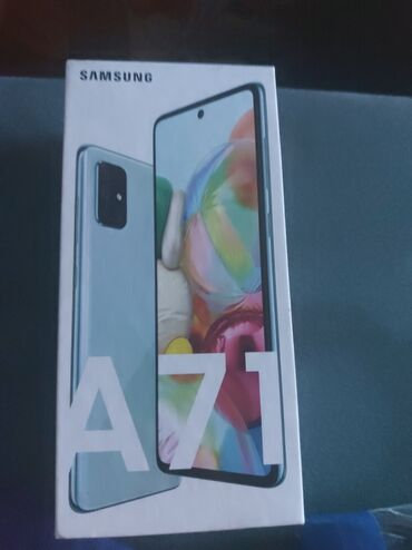 Elektronika | Leskovac: Samsung a71 kupljen u telenor na rate malo sam ga koristio i sve radi