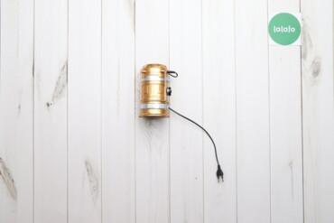 Дом и сад - Украина: ЛІхтар із зарядним пристроєм    Довжина: 15 см Ширина: 9 см  Стан: дуж