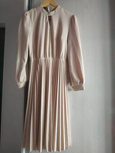 Женская одежда - Джал: Платье,есть ремешок, 500сомразмер л
