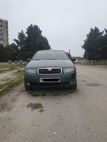 Skoda - Azərbaycan: Skoda Fabia 1.4 l. 2003 | 286000 km
