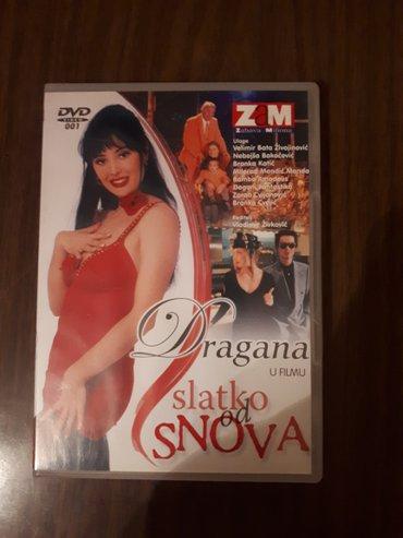Dvd film slatmo od snova - Beograd