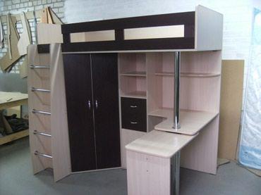 Кровать+шкаф в Бишкек
