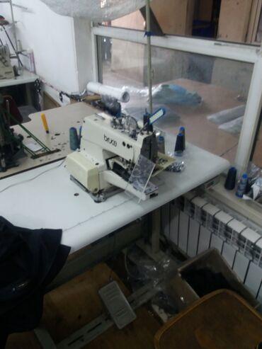Пуговичницы - Кыргызстан: В швейный цех требуется пуговичнитца