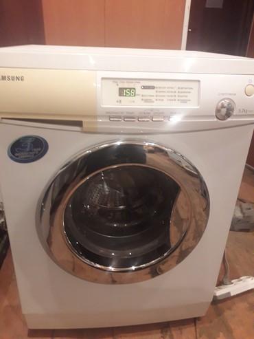 Bakı şəhərində İkitərəfli Avtomat Washing Machine Samsung 5 kq.