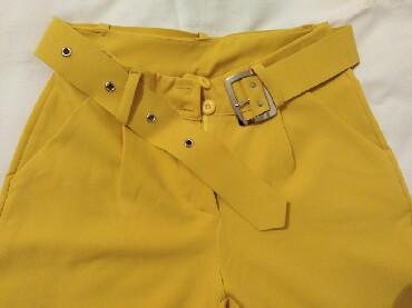 Pantalone-zenske-od - Srbija: Elegantne, veoma prijatne, zenske pantalone od finog materijala