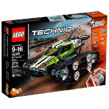 lego technic volvo l350f в Кыргызстан: Электромеханический конструктор LEGO Technic 42065 Скоростной