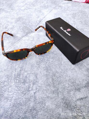 Аксессуары - Кыргызстан: Солнцезащитные очки Tonino Lamborghini, модель TL594, оригинал, Италия