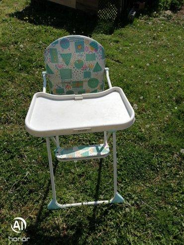 Autosedišta i nosiljke za bebe | Batocina: Stolica za hranjenje beba