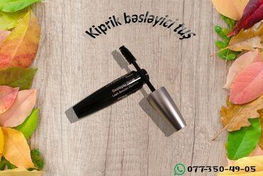 Kosmetika - Masazır: Kiprik bəsləyici tuş.🇹🇷 İstehsalı və tərkibində zərərli kimyəvi