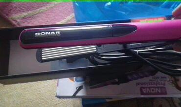 Presa za kosu remington - Srbija: Keramicka cik cak presa za kosu, Sonar.  1.700 din