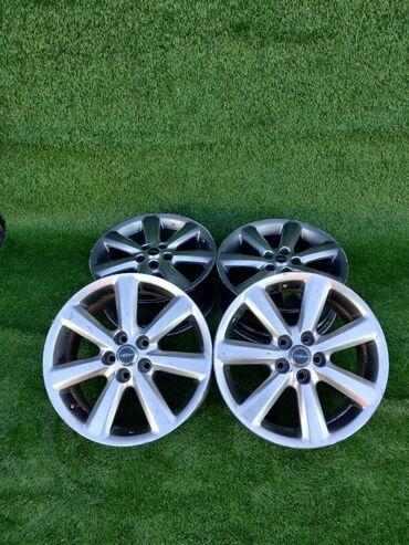 купить диски для машины в Кыргызстан: Диски TOYOTAДиаметр R18Сверловка 5*114.3Ширина 8.0j et50Диски