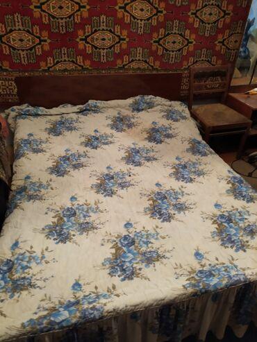 Кровать двуспальная дереваная