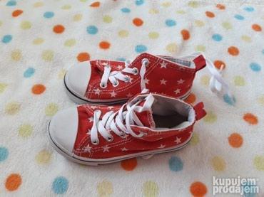 Dečije Cipele i Čizme | Uzice: Prodajem patike za devojcice, br.26, neostecene, nosene svega par
