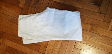 Pantalone bele clockhouse - Srbija: Neselove bele pantalone ocuvane br 29