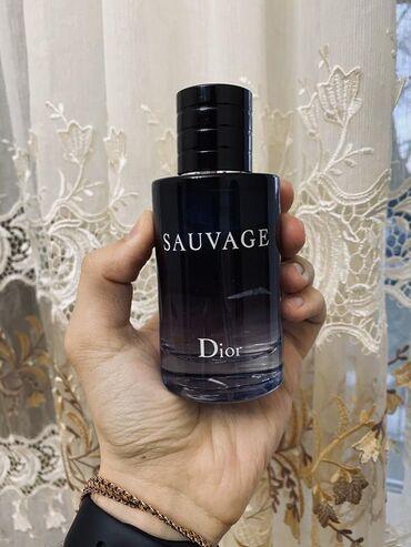Парфюмерия в Кыргызстан: Парфюмерная вода Christian Dior Sauvage 100 миллиграмм .Оригинал