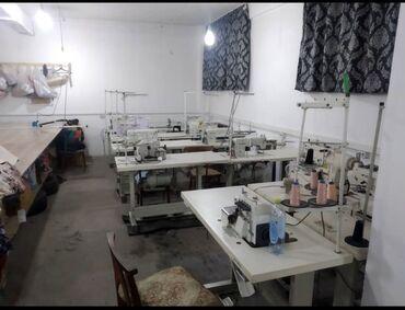 Заводы и фабрики - Кыргызстан: Сдаётся комната под швейный цех (60 кв метров) в полуподвальном