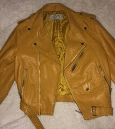 Zara kozna jakna  S veličina  Može razmena