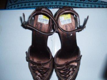 Graceland zenske cipele broj 37 nekoriscene dobijene iz Svajcarske - Borca