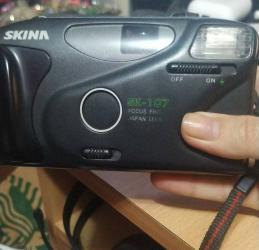 рабочий фотоаппарат в Кыргызстан: Фотоаппарат пленочный рабочий 390 сом