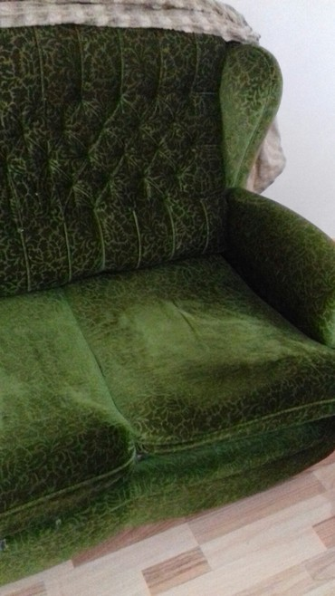 Kuća i bašta   Srbija: Na prodaju stilski namestaj trosed dvosed i fotelja. Ostecenja samo na