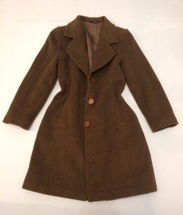Продается шикарное Итальянское пальто состояние новое, высшего