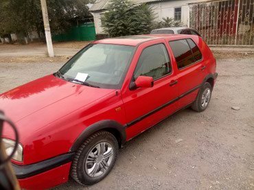 Volkswagen Golf 1992 в Кара-Балта