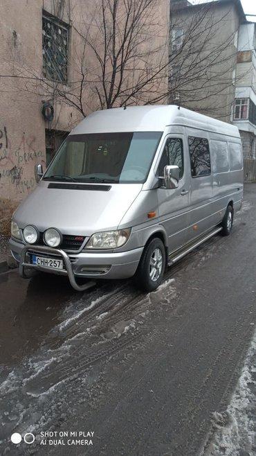 виповка бишкек in Кыргызстан | БАШКА ҮЙ ДЕКОРУ: Mercedes-Benz Sprinter 2.2 л. 2003 | 137000 км